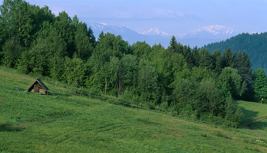 Małe Pieniny (Polskie góry)
